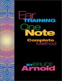 Ear Training, One Note Complete Method, Singing Books