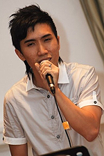 Aaron Matthew Lim, a Vocal Artiste and Singing Coach