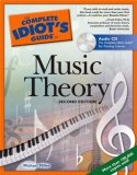 Complete Idiot Guide, Music Theory, singing books