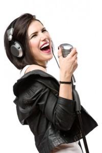 Rock Singer Happy