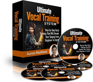 Ultimate-Vocal-Training-System